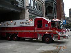 Boston Fire Rescue 1
