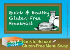 Quick and Healthy Gluten-Free Breakfast Ideas