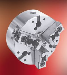 These chucks without through bore can be used as a replacement for manual chucks on a conventional lathe to increase the productivity. These can be actuated by hydraulic, pneumatic or electro- mechanical actuators.