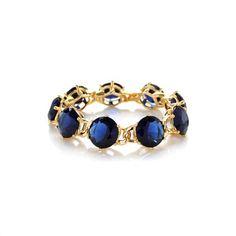 nOir Jewelry Bracelets Noir Jewelry, Jewellery, Jewelry Bracelets, Sapphire, Chain, Rings, Beautiful, Fashion, Moda