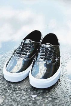 c4c19373ad Hipster gifts  black patent leather vans would John wear these
