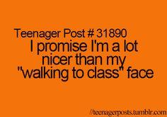 This applies to teachers too..