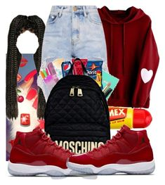 """Untitled #418"" by lowkeysavage11 on Polyvore featuring Carmex"