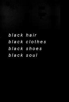 Imagem via We Heart It https://weheartit.com/entry/161426005 #black #blackclothes #blackhair #blackshoes #clothes #dark #darkroom #fav #goth #grunge #hair #punkrock #rock #shoes #soul #teenager #tumblr #wallpaper #blacksoul #blackground #blacklover