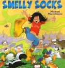Smelly Socks: A wonderful children's book from Robert Munsch to help with tackling the issue of smelly feet with kids. A favorite among the @parakeetfeet crowd.