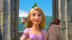 I got Rapunzel! This Color Association Quiz Will Determine Which Disney Character You Are | Oh My Disney