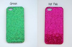 Glitter iPhone Case-Perfect Stocking Stuffer! 50% off at Groopdealz
