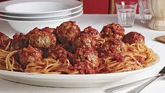 Best Spaghetti And Meatballs Recipe New York Times.Real Italian Spaghetti Sauce And Meatballs Beef . One Pot Spaghetti With Cherry Tomatoes And Kale Recipe . Rao's Meatballs With Marinara Sauce Recipe NYT Cooking . Best Spaghetti, How To Make Spaghetti, Homemade Spaghetti, Cooking Spaghetti, Spaghetti Squash, Meatball Recipes, Meat Recipes, Pasta Recipes, Delicious Recipes