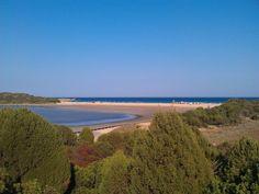 Chia- Capo spartivento- Sardinia