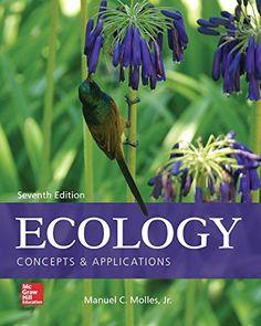 Ecology : concepts and applications / Manuel C. Molles, Jr