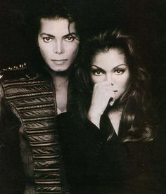 Michael and Janet Jackson. My two favorites. Mike  I miss you always. Janet, forever and always my favorite singer.