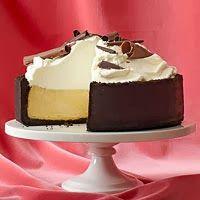 SWEET TREATS: Spiced Cheesecake