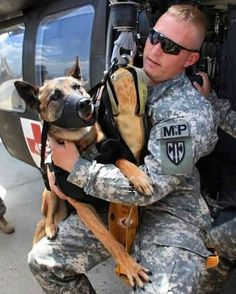Military Police - with K9