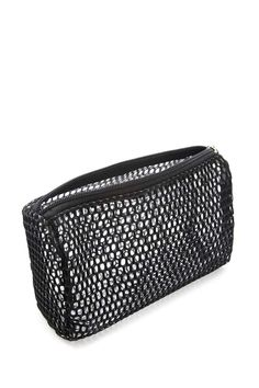 J2017  Clear Mesh Makeup Bag