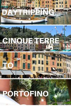 Glamorous Italian resort town of Portofino makes a fabulous and fun day trip from the Cinque Terre | day trip Cinque Terre to Portofino | Cinque Terre day trip | visit Portofino