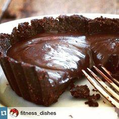 Receita de tortinha de chocolate fit - sem lactose e glúten - Vida Saudável Fit