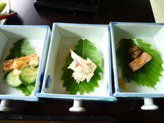"Prima colazione, Camera di ""Hukeikan""(Hotel), Yamada-Onsen(Terme) Takayama-mura Nagano Japan"