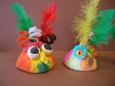 The Elementary Art Room!: Clay Owls