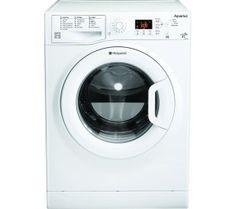 White Hotpoint WMSAQG621P Washing Machine Review