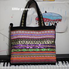 Handmade Embroidered BagChinese Embroidery by littlePurser on Etsy, $42.99