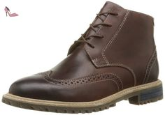 Sebago Pinehurst Boot, Chaussures montantes homme - Marron (Brown), 41 EU (07.5 US) - Chaussures sebago (*Partner-Link)