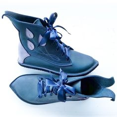 UK 6, MUSTARDSEED Boots #2957 - FAIRYSTEPS handmade shoes