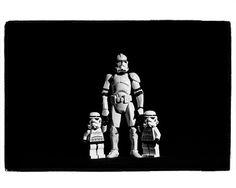 Stormtrooper Dad