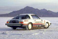 1978 Racing Beat Mazda RX7 - Bonneville