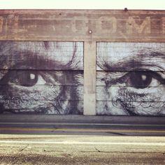 JR in L.A.