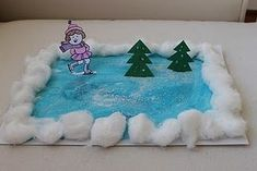 Ice Skating craft Playing House: Christmas & Winter Crafts for Kids Winter Activities, Christmas Activities, Preschool Crafts, Preschool Activities, Kids Crafts, Christmas Crafts, Craft Projects, Preschool Bible, Craft Ideas