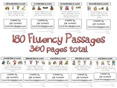 Super cute blog...Fun in First. She is giving a giveaway for these awesome fluency passages!!