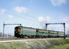 Chicago north shore milwaukee railroad interurban train for Electric motor repair chicago