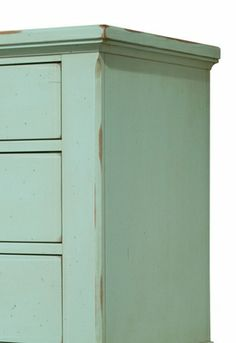 DESIGNER CHOICE: MINT by Durham Furniture available at Smitty's Fine Furniture Durham Furniture, Fine Furniture, Painted Furniture, Chalk Paint, Mint, It Is Finished, Touch, Inspiration, Design