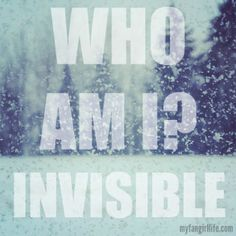 Who am I? when I don't know myself; who am I? Invisible... Invisible || 5sos