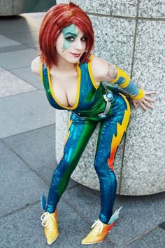 velocity from image comics cosplay