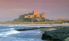 Bamburgh Castle  | Northumberland coast