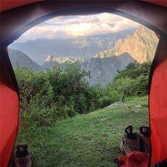 Peru camping, from @chupacabra22 instagram