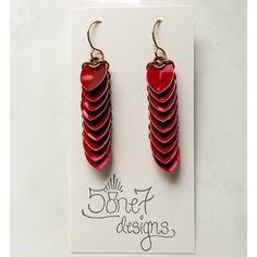 Queen of Dragons Earrings