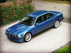Bmw 740, Bmw M Power, Bavarian Motor Works, Bmw Alpina, E 38, Bmw 7 Series, Bmw Parts, Bmw Love, Bmw Classic