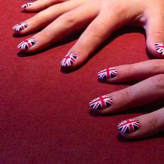 Nail Britannia!