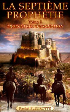 """La couverture du tome I - """"Trois êtres d'exception"""", dessinée par Martine FA"""