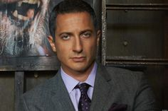"""""""Grimm""""'s Captain Renard has been behaving very strangely these past several episodes. Sasha Roiz, who plays Renard, says it's about to get a whole lot s. Grimm Season 2, Sasha Roiz, Geek Culture, Dark Fantasy, Character Inspiration, I Laughed, Actors & Actresses, Science Fiction, Favorite Tv Shows"""