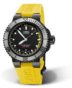 Manufacturer of luxurious mechanical watches. Discover the Oris collection and all novelties on the official Oris website. Oris Aquis, Watch Master, Watch Companies, Watch Model, Luxury Watches For Men, Mechanical Watch, Sport Watches, Casio Watch, Diving