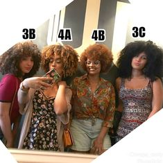 Whats your hair type? Natural Hair Types, Natural Hair Journey, Natural Hair Care, Natural Hair Type Chart, Black Girls Hairstyles, Afro Hairstyles, Biracial Hair, Pelo Afro, Natural Hair Inspiration