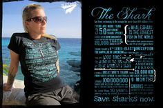 Save sharks and look great with this t-shirt! 2 € of each sold Shark Facts t-shirt will be donated to Shark Savers Germany! http://shop.thejetlagged.com/produktkategorie/shirts/2014-collection-shirts/ #saveoursharks #sharksavers #thejetlagged #tshirt #design #scuba #sharkfacts