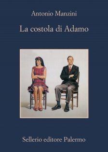 ".@recerusse #fridayreads Yesterday finished italian crime very nice ""La costola di Adamo"""