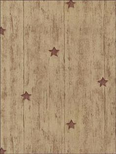Barnwood Stars Wallpaper - Wallpapers to Go  $25.00
