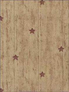 Barnwood Stars Wallpaper - Wallpapers to Go  $25.00