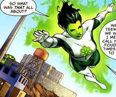 Jade screenshots, images and pictures - Comic Vine