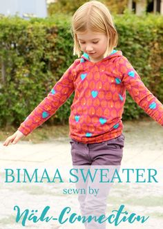 Bimaa Sweater sewn by Näh-Connection